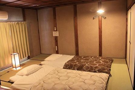 町屋ゲストハウスならまち/客室