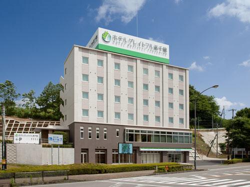 ホテル グレイトフル高千穂/外観