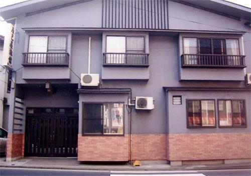 辰巳旅館/外観