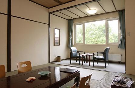 糠平館観光ホテル/客室