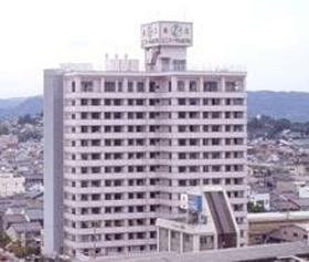 松江ユニバーサルホテル(ユニバーサルホテルチェーン)/外観