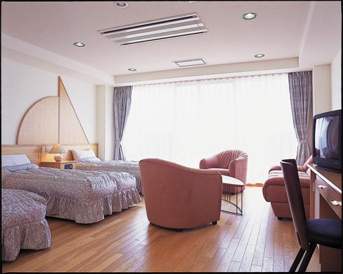 マリンロッジ海風館/客室