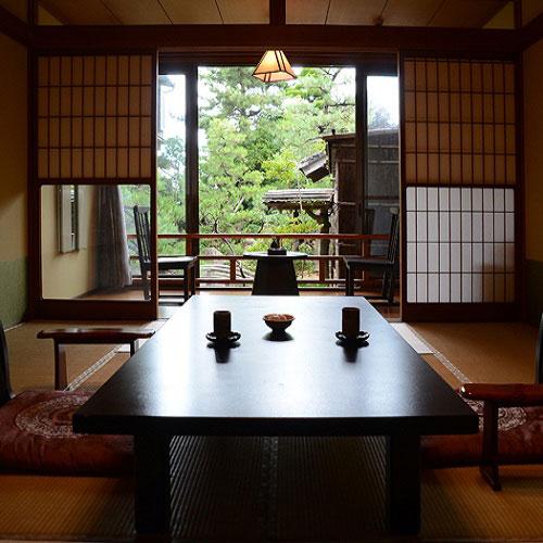 唐津の料理宿 松の井/客室