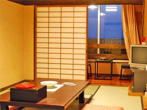 小浜温泉 つたや旅館/客室