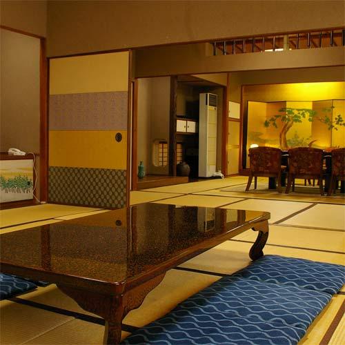 丹波篠山・料理旅館 たかさご/客室