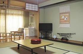 やすらぎの宿 ハットリ荘/客室