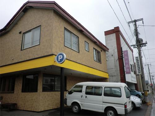 すみれ旅館 <北海道>/外観