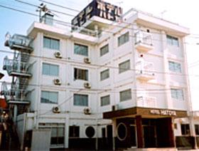 ホテル ハトヤ/外観