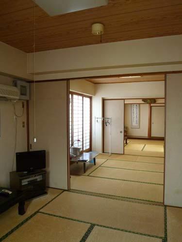 ビジネスホテル浦島/客室