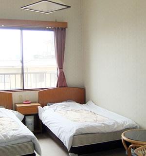 Cafe&Hotel カサブランカ/客室
