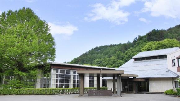 信州佐久 春日温泉 自然体感リゾート かすがの森(旧名称 かすが荘)/外観
