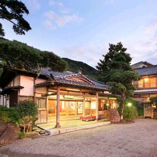 西伊豆三津浜・湯の花温泉 安田屋旅館/外観