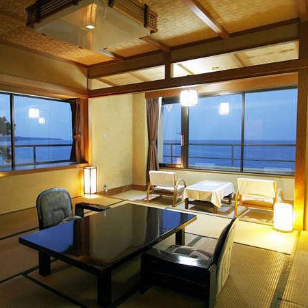 月と太陽の宿 北川温泉ホテル/客室