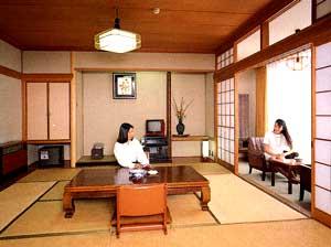 塩江温泉 塩ノ江新温泉ホテル/客室