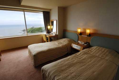 オホーツク温泉ホテル日の出岬/客室