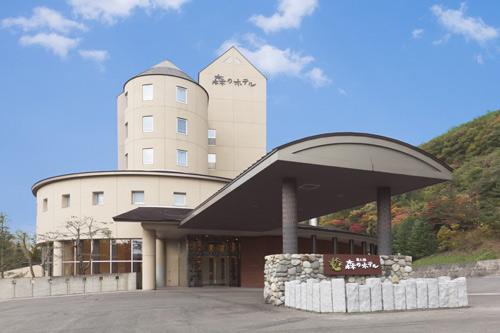 奥入瀬 森のホテル/外観