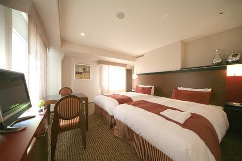 ホテルグランドフレッサ 赤坂/客室