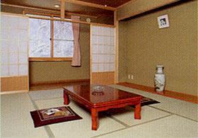 志賀いこい荘/客室