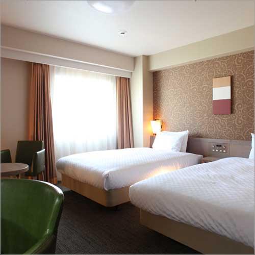 ダイワロイネットホテル高松/客室