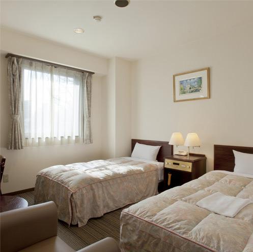 ホテルグリーンウィズ/客室