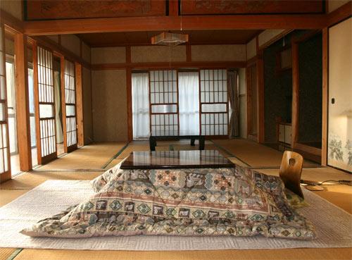 お山の宿 梨窪の家/客室