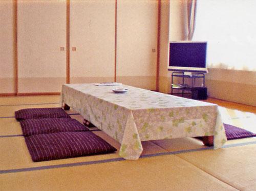 きつねうち温泉/客室