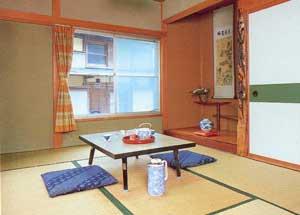 相沢荘/客室