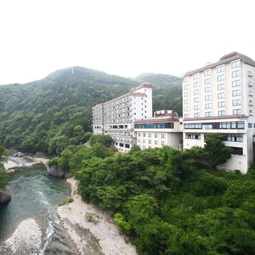 鬼怒川温泉ホテルニューおおるり/外観