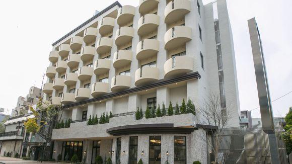 ホテル精養軒/外観