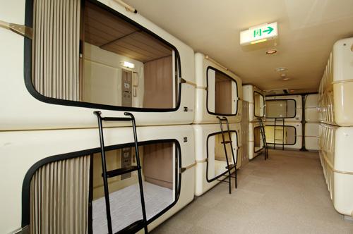 サウナカプセルホテル コア21/客室