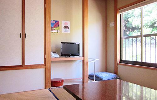 サウナ・温泉の宿ファースト/客室