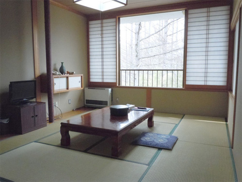 うるぎ自然休養村センター ささゆり荘/客室