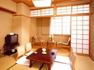 もみのき荘/客室