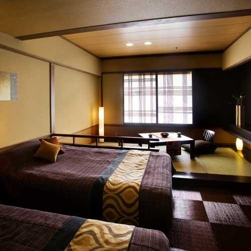 多彩な湯めぐり四季の幸を愛でる宿 湯元館/客室