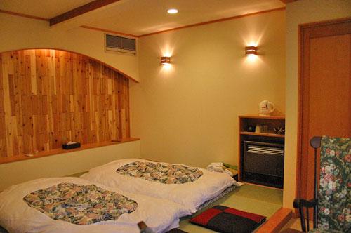 山の旅舎 中尾平/客室