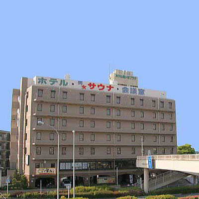 ホテル梶ヶ谷プラザ/外観