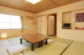 日間賀島 民宿なかみき/客室