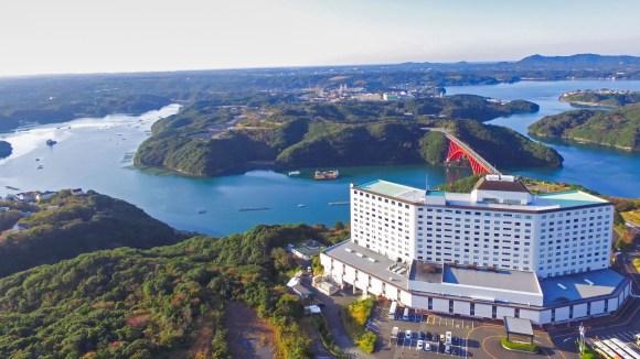 伊勢志摩ロイヤルホテル(2018年4月1日から ホテル&リゾーツ 伊勢志摩)/外観