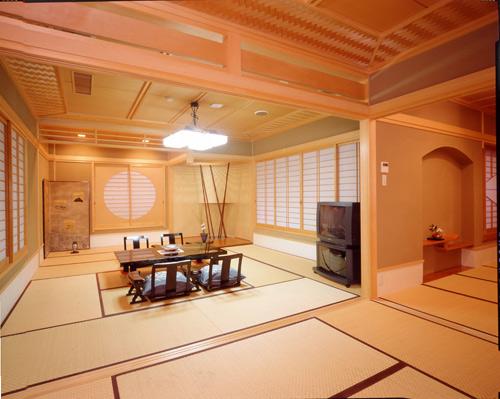 料亭旅館 京平荘/客室