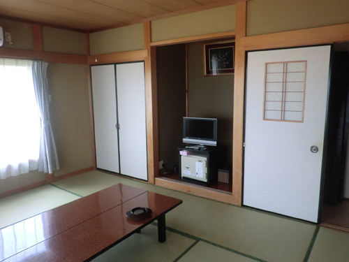日間賀島 民宿まりん/客室