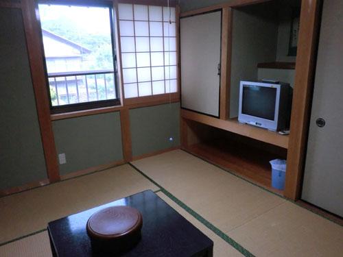 料理旅館 濃秀館/客室