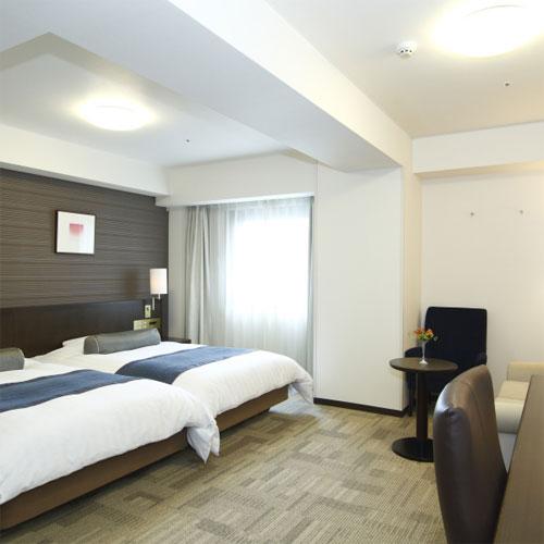 【新幹線付プラン】リッチモンドホテル仙台(びゅうトラベルサービス提供)/客室