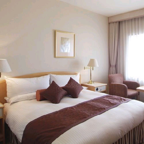 【新幹線付プラン】ホテルオークラ新潟(びゅうトラベルサービス提供)/客室