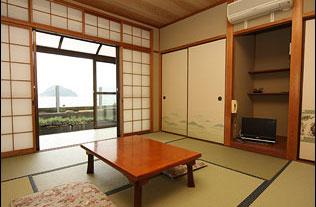 漁師の宿 民宿 長谷/客室