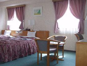 サザンクロスイン松本(旧ハミルトンイン松本)/客室