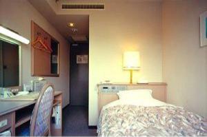 ホテルクラウンヒルズ徳山(BBHホテルグループ)/客室
