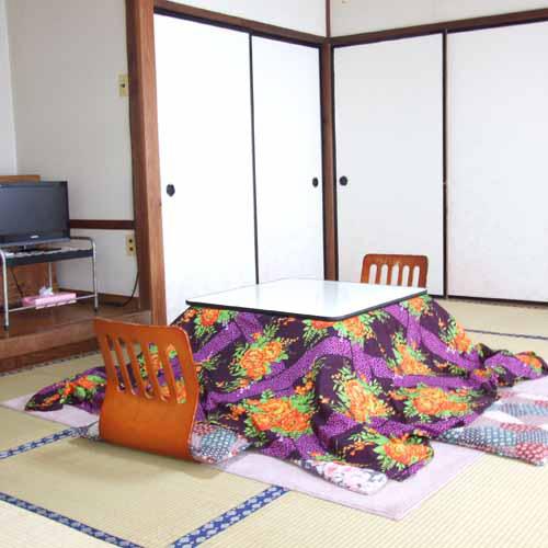 湯西川温泉 古民家の宿 清水屋旅館/客室