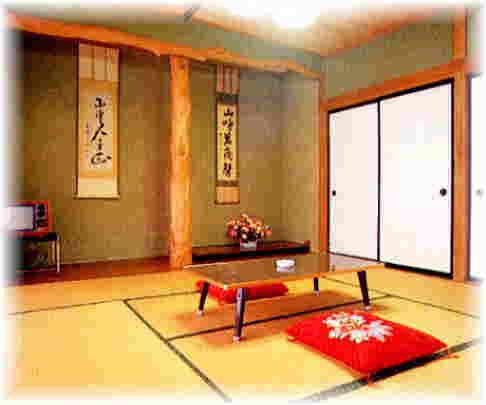 三興荘/客室