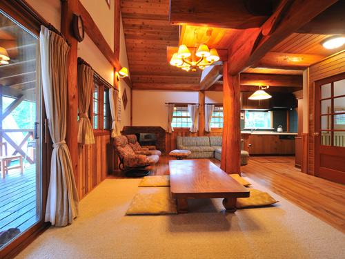 しゃくなげ平貸別荘&コテ-ジ オール・リゾート・サービス/客室