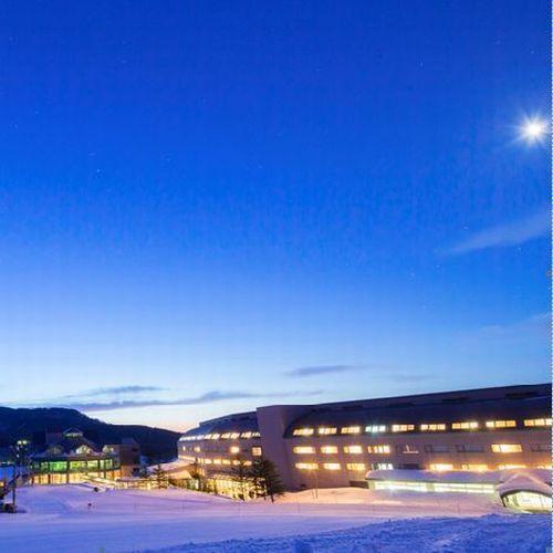 【新幹線付プラン】星野リゾート 磐梯山温泉ホテル(びゅうトラベルサービス提供)/外観
